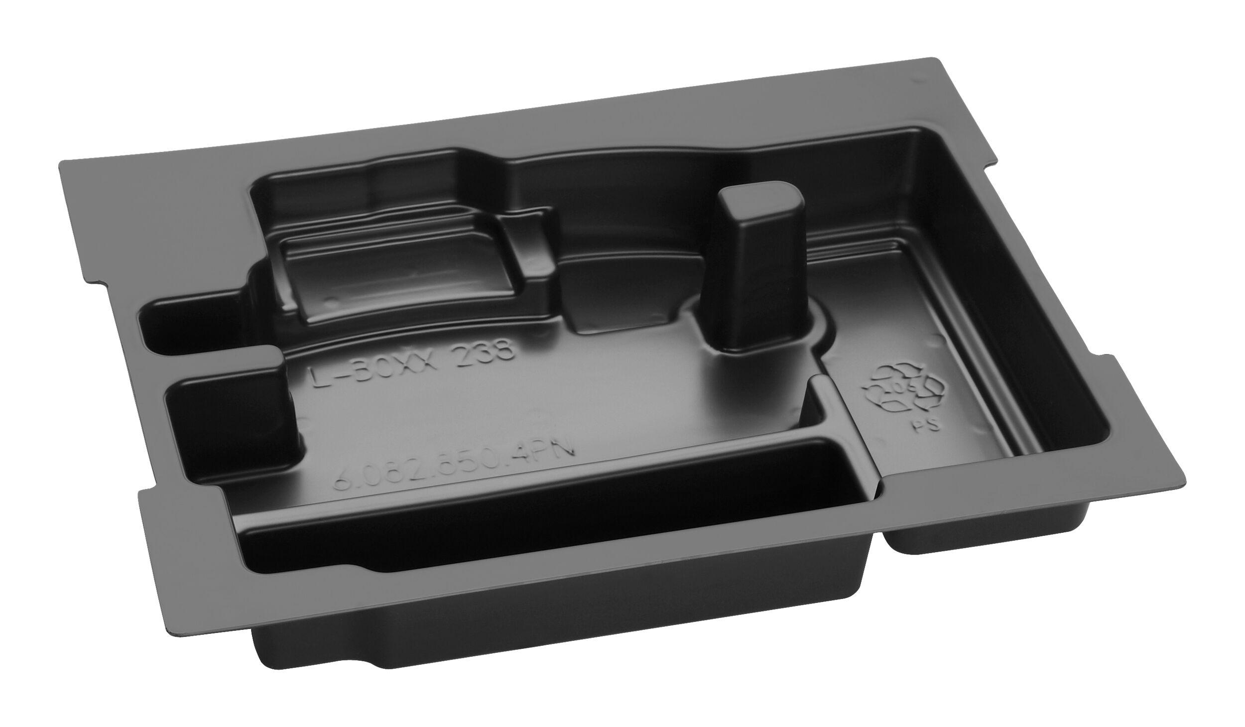 Bosch Blau Professional Einlage zur Werkzeugaufbewahrung für GSS 230 /... 1600A002VS