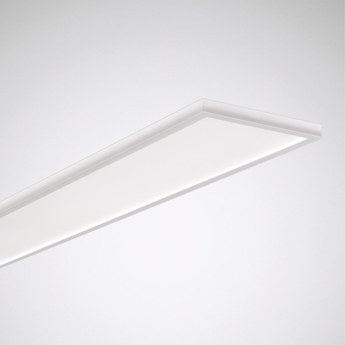 trilux led anbauleuchte 40w 1 led 4000k wei 4000lm kunststoff opal matt konverter dali ip20. Black Bedroom Furniture Sets. Home Design Ideas