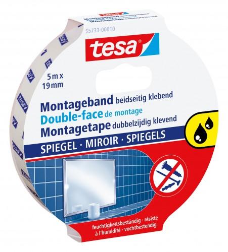 Tesa 2017 Foto Montageband-transparent-5m-x-19mm 55733-10-02