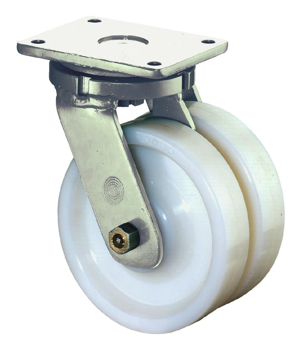 BS Rollen Lenkrolle 150 mm, KL, Kunststoff Rad, 1800 kg