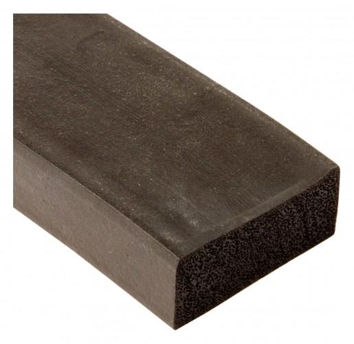 Gistak Kantenschutz flexibel 10m 6,5 x 9,5 mm weißgrau