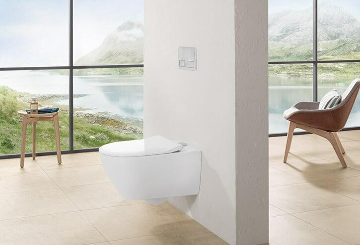 SlimSeat - Der ultraflache WC-Sitz
