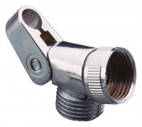 Sanitop-Wingenroth Ersatzgleiter 18mm mit Zapfen chrom 72573 6