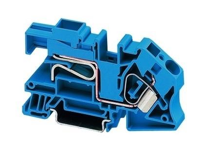 PTI2,5-PE//L//NT Phoenix Reihenklemme 0-4qmm 3Etagen grau 24A Hutschiene 35mm