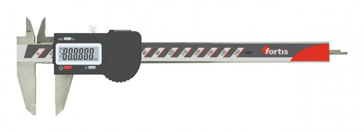 1//100mm FORTIS Uhrmessschieber 150mm
