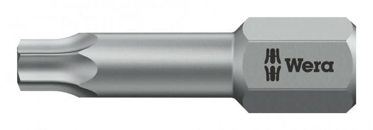 Wera 2019 Freisteller Bit-1-4-DIN3126-C6-3-T-25mm-Torsion