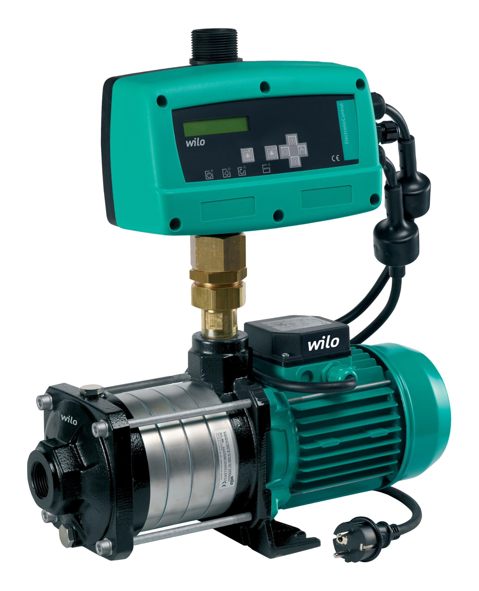 Wasserversorgungsanlage EMHIL Typ 504 M, 230 V, 50 Hz, 10 bar... 4161134