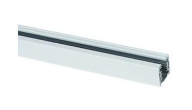 Brumberg 2017 Foto Stromschiene-3ph-2000mm-weiss-230V-Aluminium-Aufbau-36x33mm-rechteckig 88102070