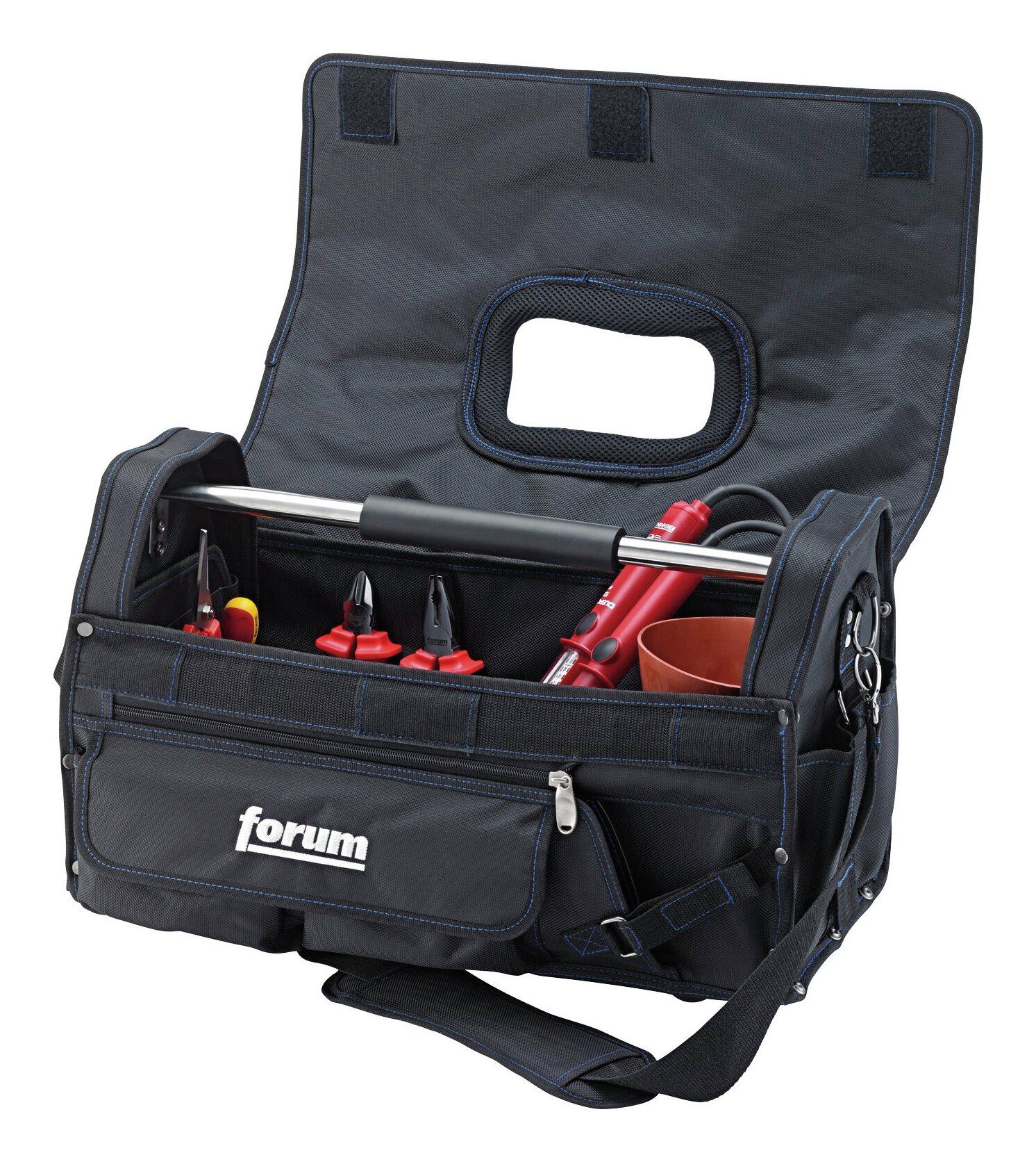 Forum Werkzeug-Tasche Elektriker 480 x 220 x 280 mm