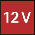 Halemeier Repeater VarioWhite 12VDC,1 x 36W - 3077701