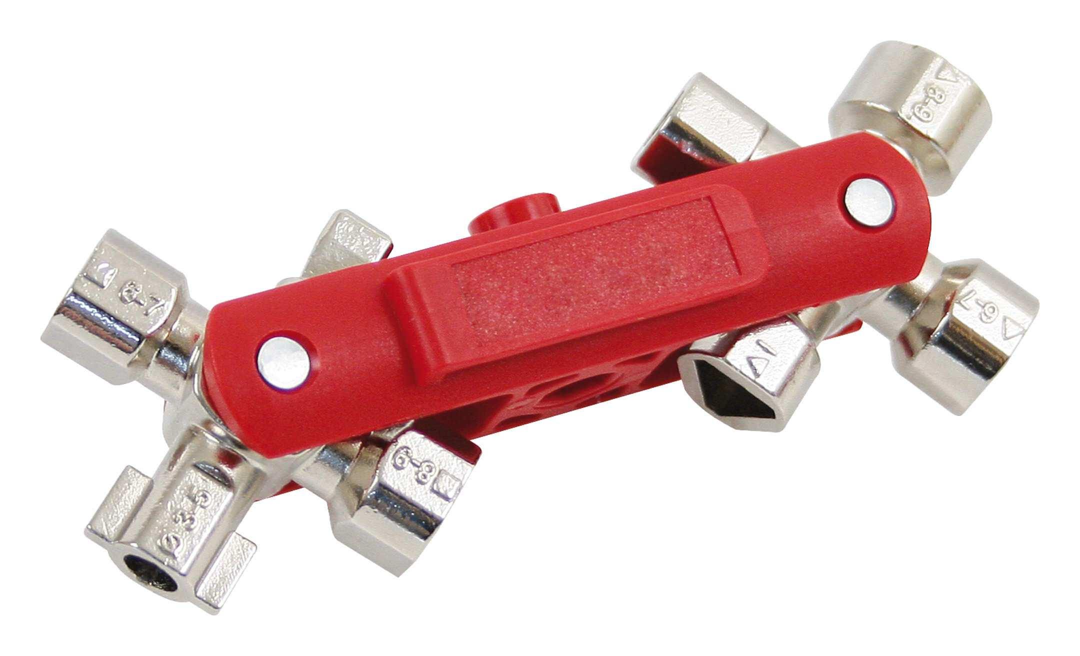 S+B Schaltschrankschlüssel Maker Quadro - 400669