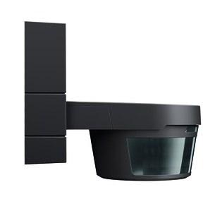 busch jaeger bewegungsmelder 8 220 aufputz braun matt ip55 fernbedienbar 3680w 6847agm 201. Black Bedroom Furniture Sets. Home Design Ideas