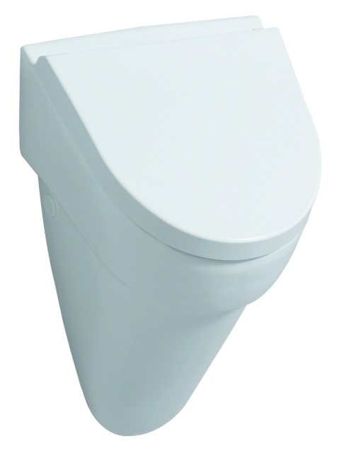 keramag flow urinal deckel mit absenkautomatik wei alpin 575905000. Black Bedroom Furniture Sets. Home Design Ideas