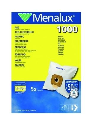 AEG Vampyr CE 2000-2999 10 Staubsaugerbeutel geeignet für Menalux 1000
