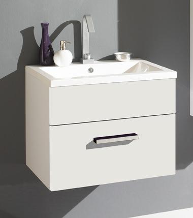 e zoll simply luino waschplatz 60cm wbu 60 wei hochglanz wei hochglanz 10941. Black Bedroom Furniture Sets. Home Design Ideas