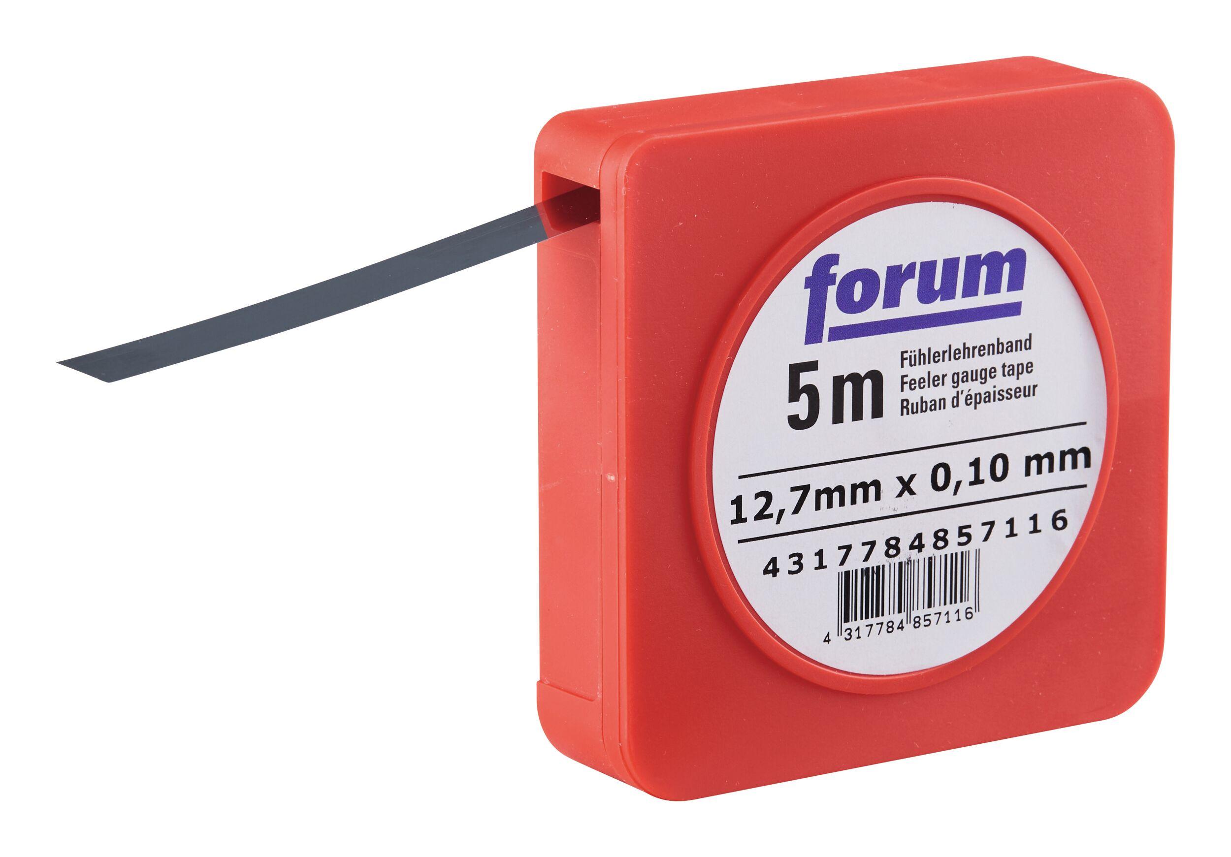 Forum Fühlerlehrenband 0,06 mm