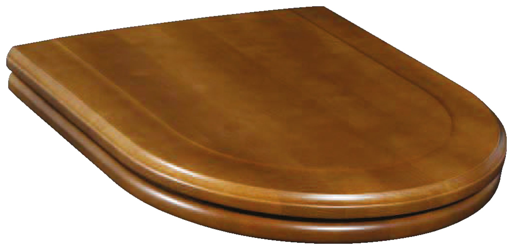 villeroy boch hommage wc sitz ohne absenkautomatik nussbaum gebeizt edelstahl 9926k100. Black Bedroom Furniture Sets. Home Design Ideas