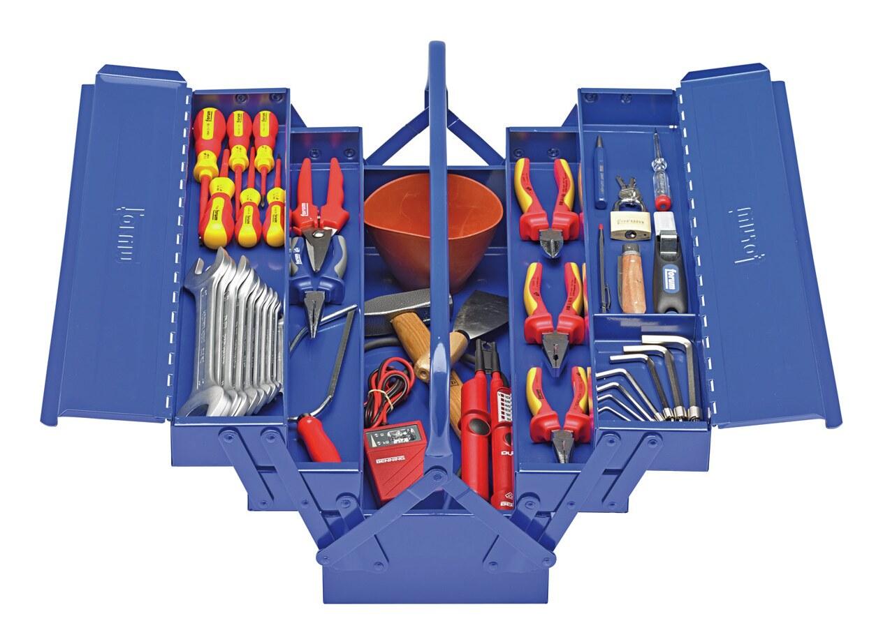 Forum Elektriker-Werkzeugsatz 41tlg. in Koffer