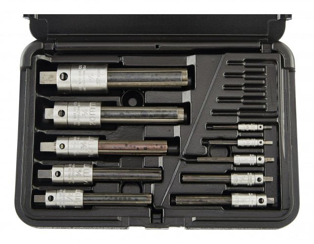 Walton-Company 2019 Freisteller Gewindebohrer-Ausdreher-Satz-M4-M22-MGB-Tapmatic