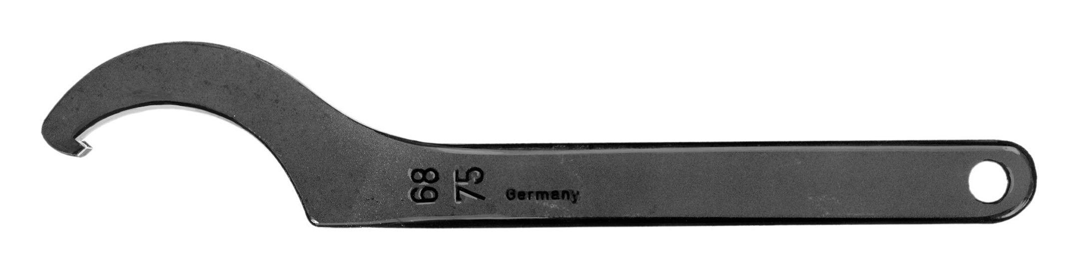 Hakenschlüssel DIN1810A 25-28mm m.Nase AMF