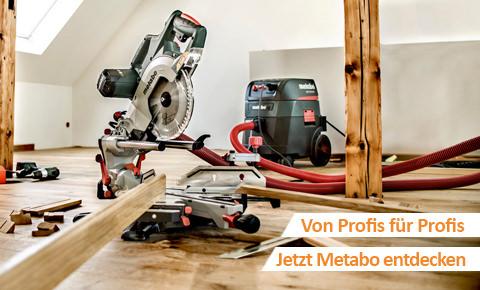 Alle Metabo Produkte