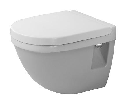 duravit starck 3 wand wc compact 360 x 485 mm tiefsp ler wei 2202090000. Black Bedroom Furniture Sets. Home Design Ideas