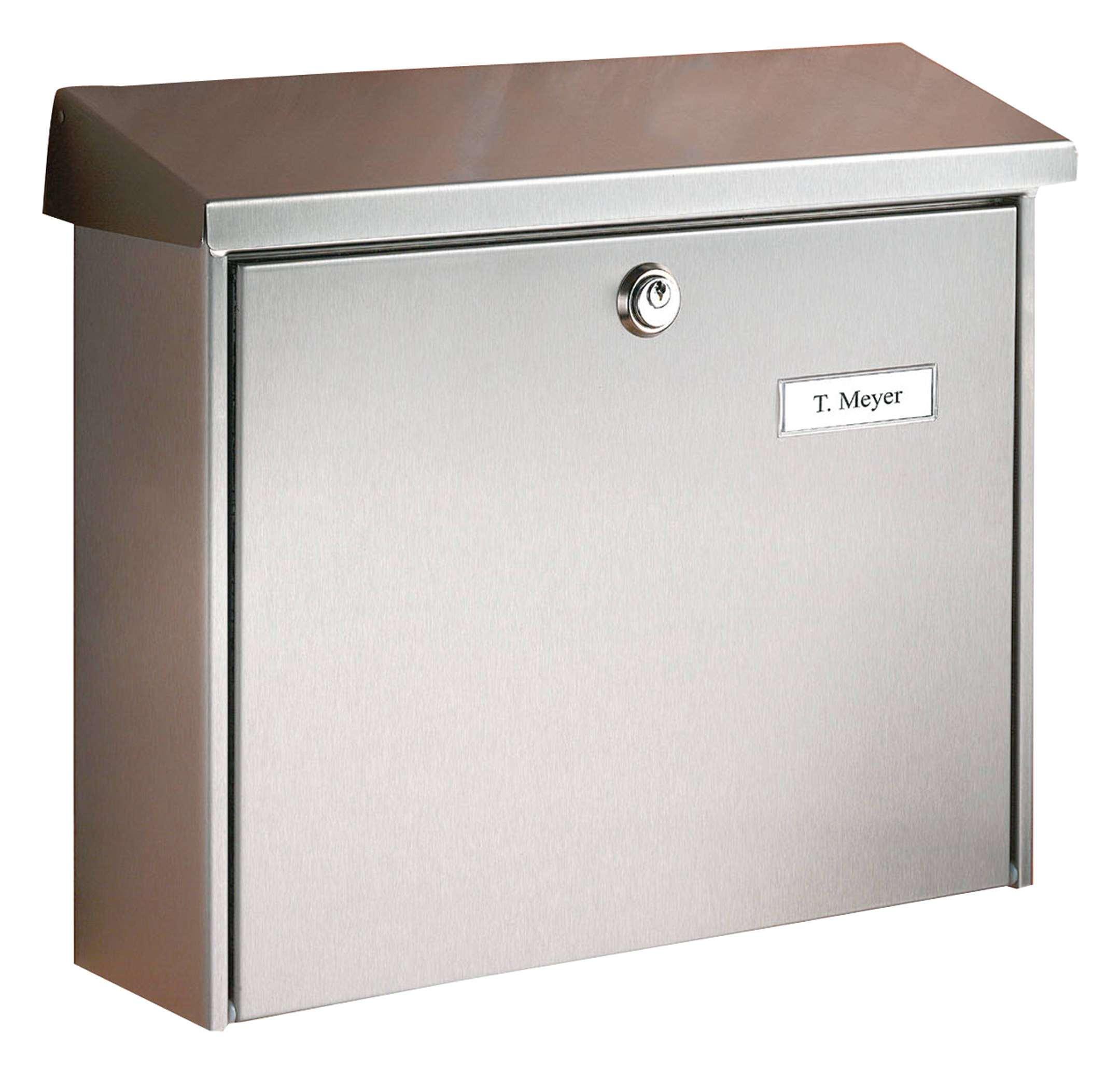 burg w chter briefkasten amrum 3867ni 3867ni. Black Bedroom Furniture Sets. Home Design Ideas