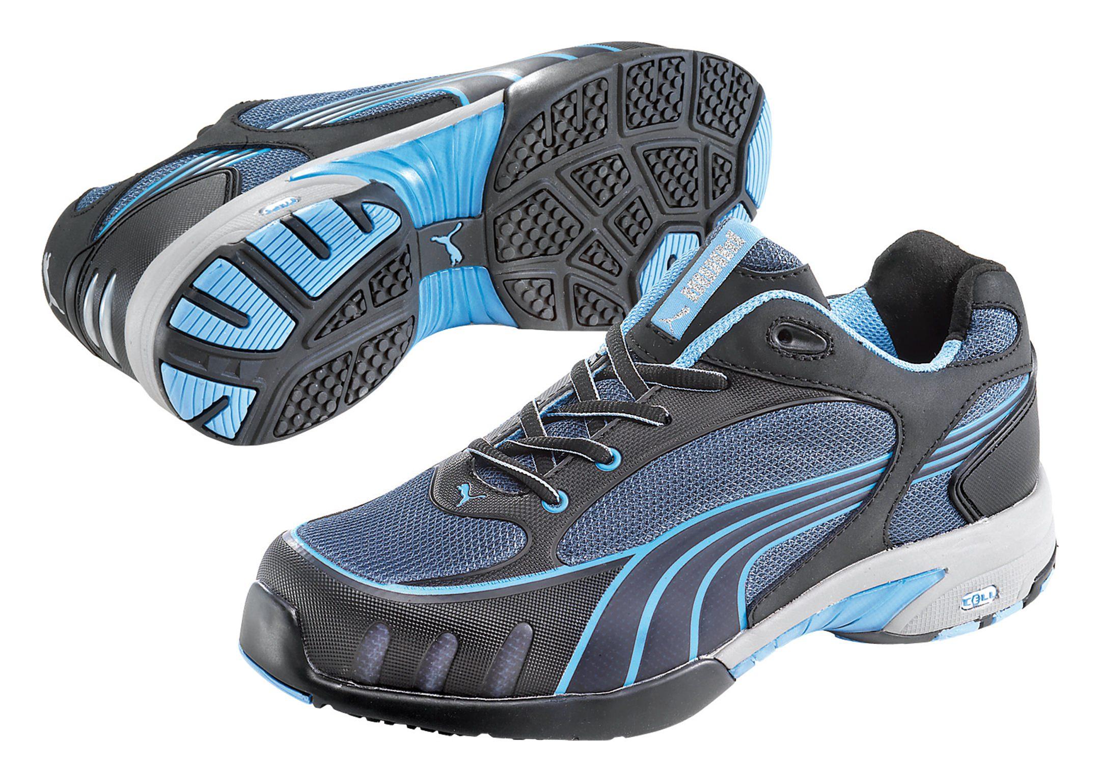 Puma Damenschuh 642820 S1 Größe 41 blau - 256-41