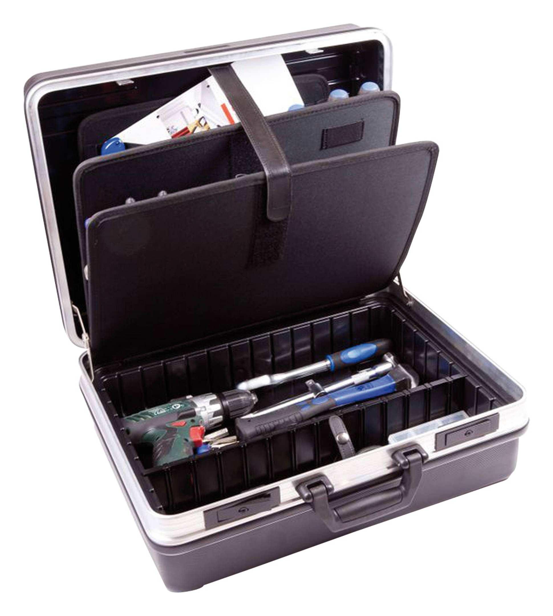 Werkzeugkoffer ABS 440 x 315 x 200mm