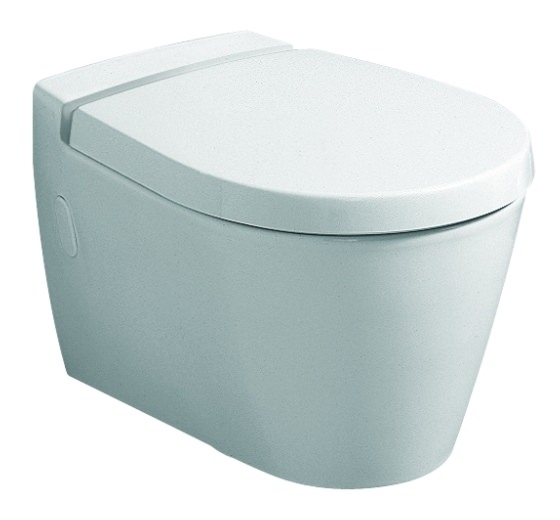 keramag visit wc sitz mit deckel wei alpin 576310000. Black Bedroom Furniture Sets. Home Design Ideas