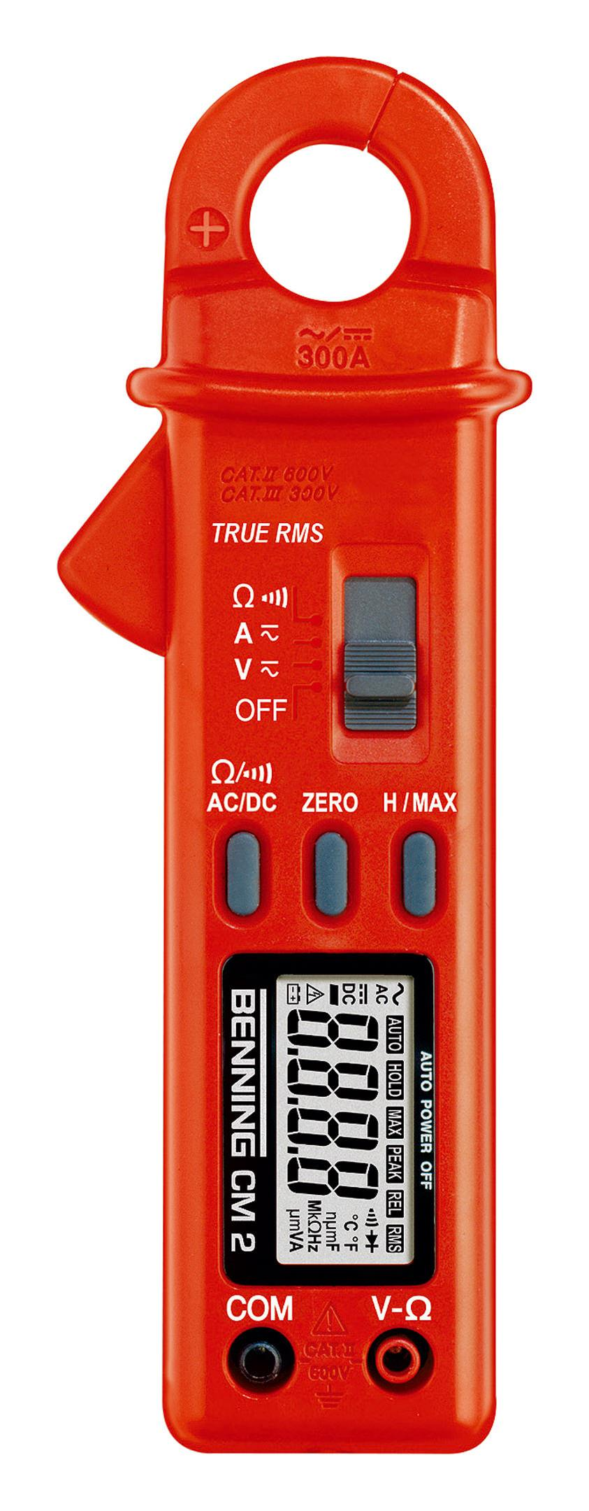 Benning Digital-Stromzähler-Multimeter CM 2 - 044035