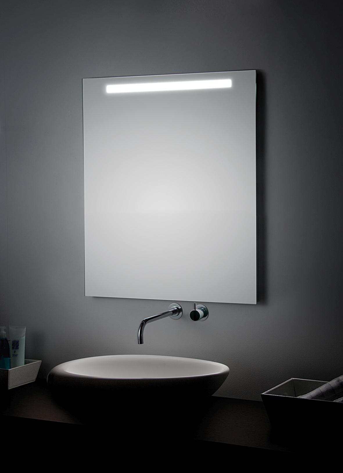 koh i noor illuminazione superiore t5 spiegel mit. Black Bedroom Furniture Sets. Home Design Ideas