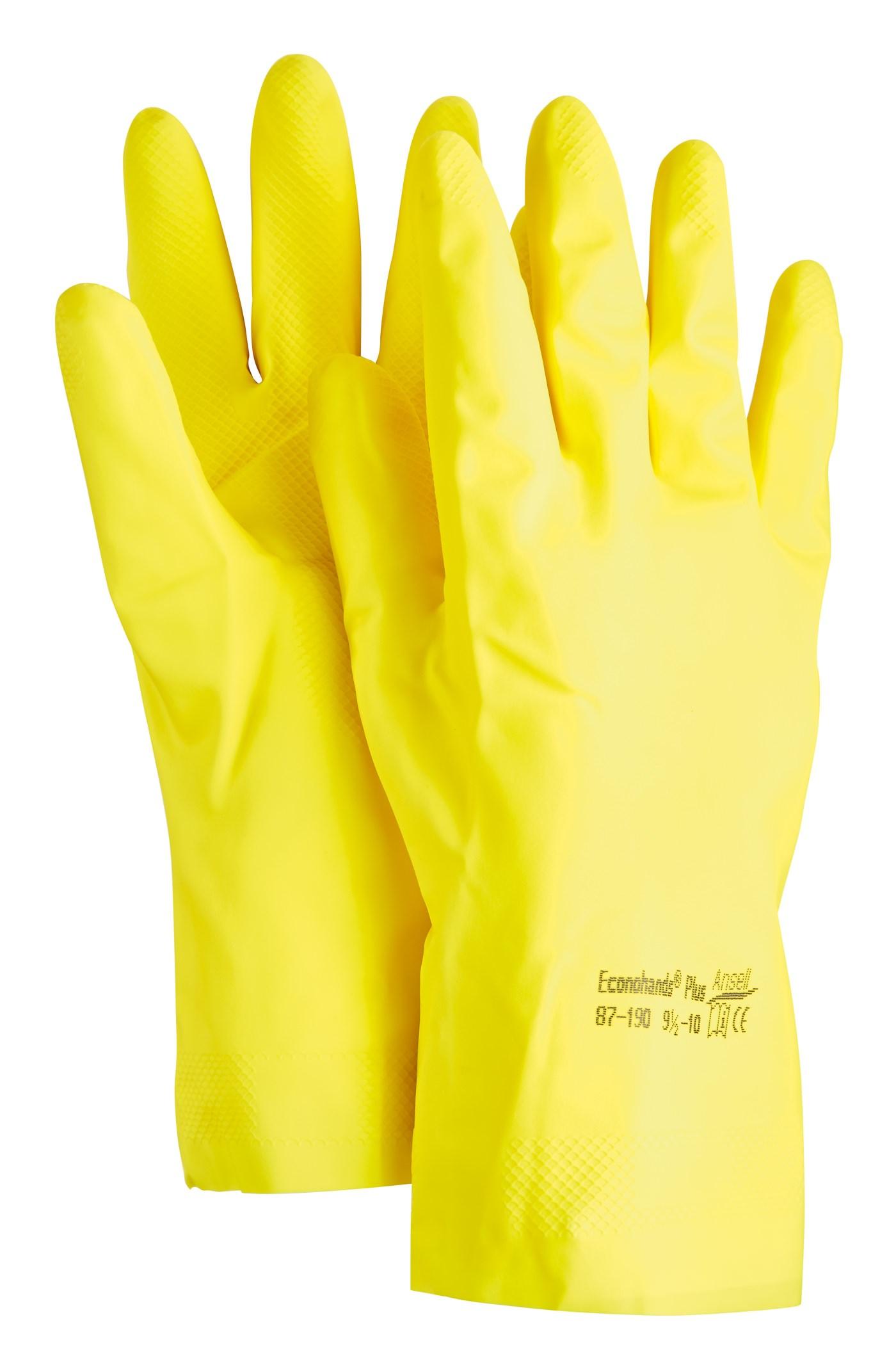FORTIS Handschuh Sable Neopren Gr 9 schwarz Inh. 12 Paar
