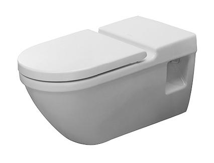 duravit starck 3 wand wc vital 360 x 700 mm tiefsp ler barrierefrei wei 2203090000. Black Bedroom Furniture Sets. Home Design Ideas