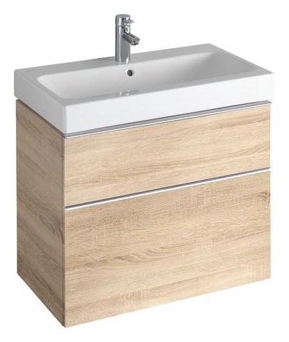 keramag icon waschtisch 750mm x 485mm wei alpin 124075000. Black Bedroom Furniture Sets. Home Design Ideas