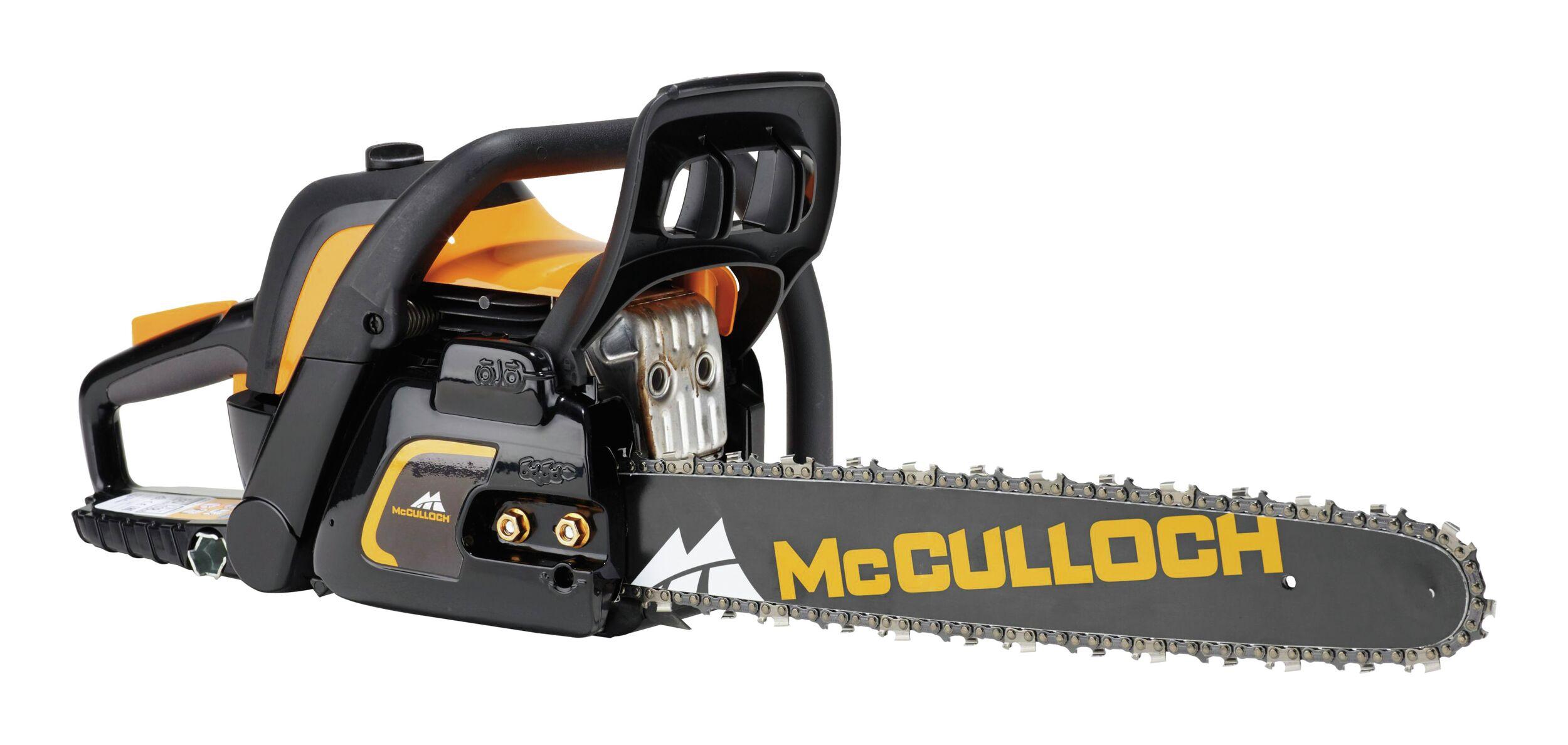 McCulloch Benzin-Kettensäge CS50S