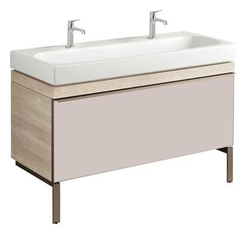 keramag citterio waschtisch zwei hahnl cher 1200mm x 500mm ohne berlauf wei alpin keratect. Black Bedroom Furniture Sets. Home Design Ideas
