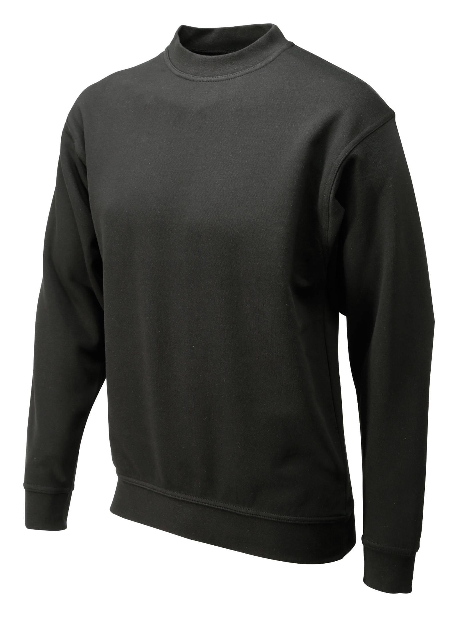 Sweatshirt Größe XXL schwarz - 2199F-9D-2XL