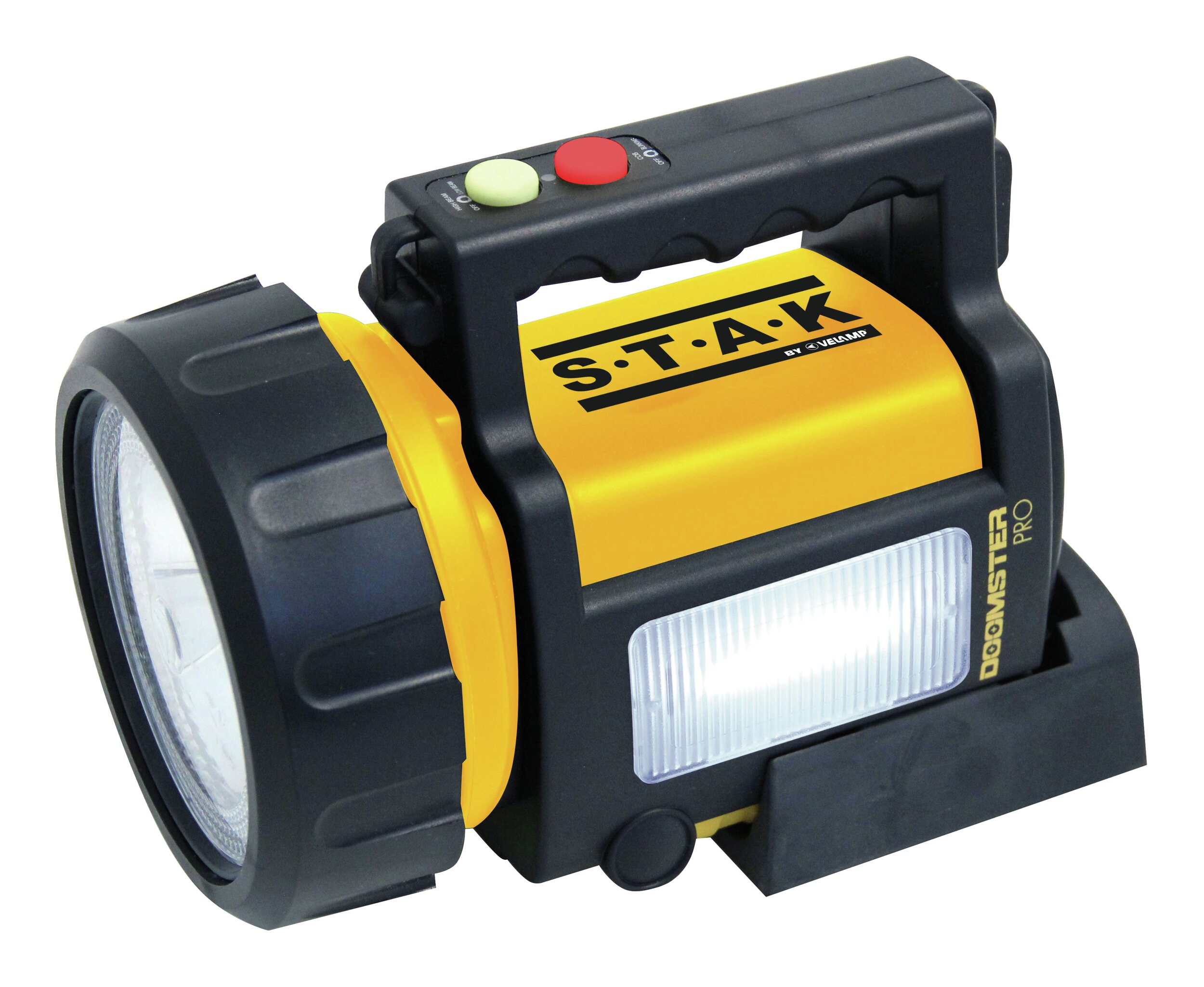 Velamp Arbeitslampe Akku ST 999-5L mit Ladestation - ST999-5L