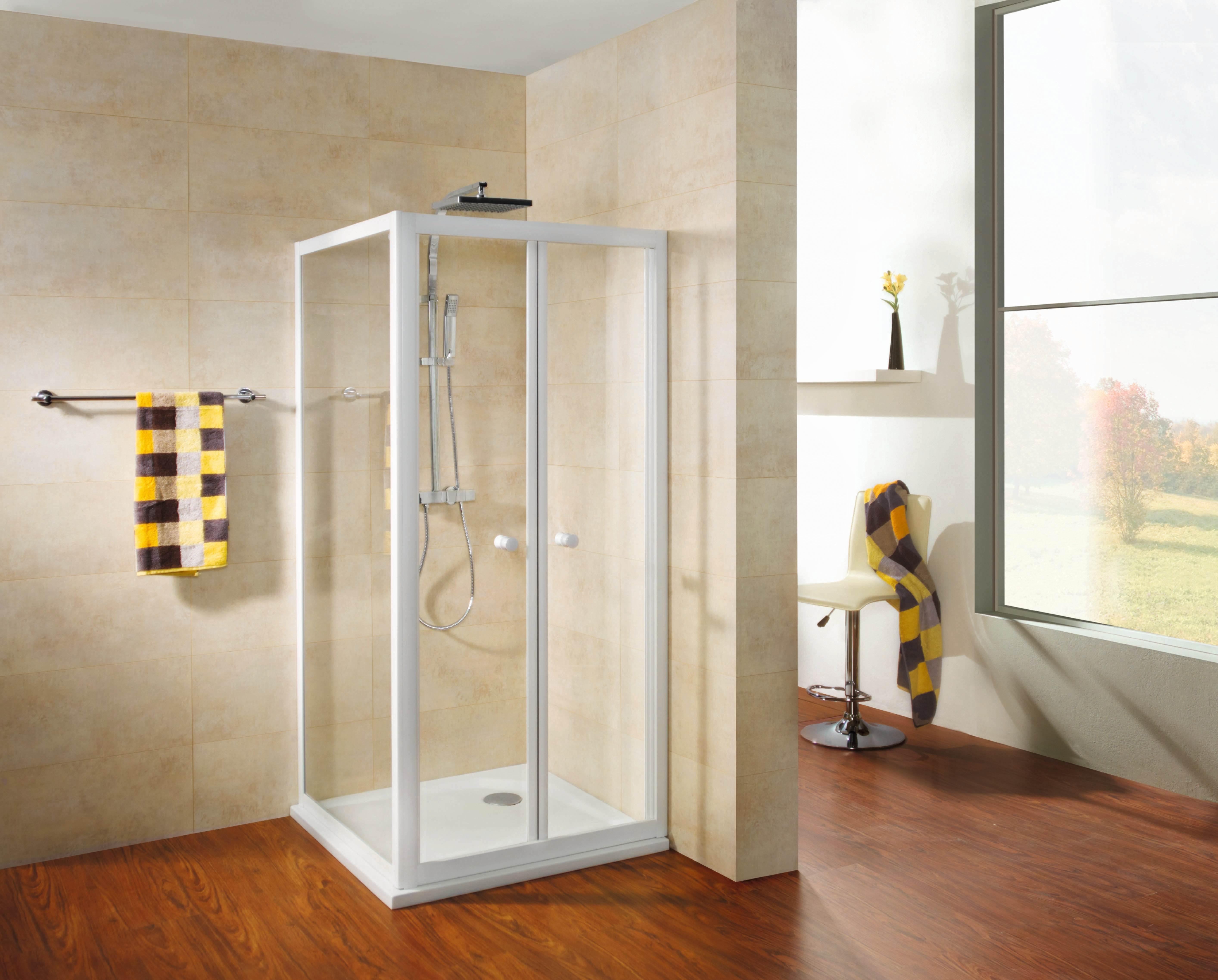 schulte kristall trend klappt r mit seitenwand d18100x d30500x. Black Bedroom Furniture Sets. Home Design Ideas