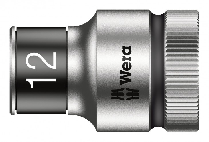 Wera 2019 Freisteller Steckschluessel-Einsatz-1-2-12mm-6kt-Haltef