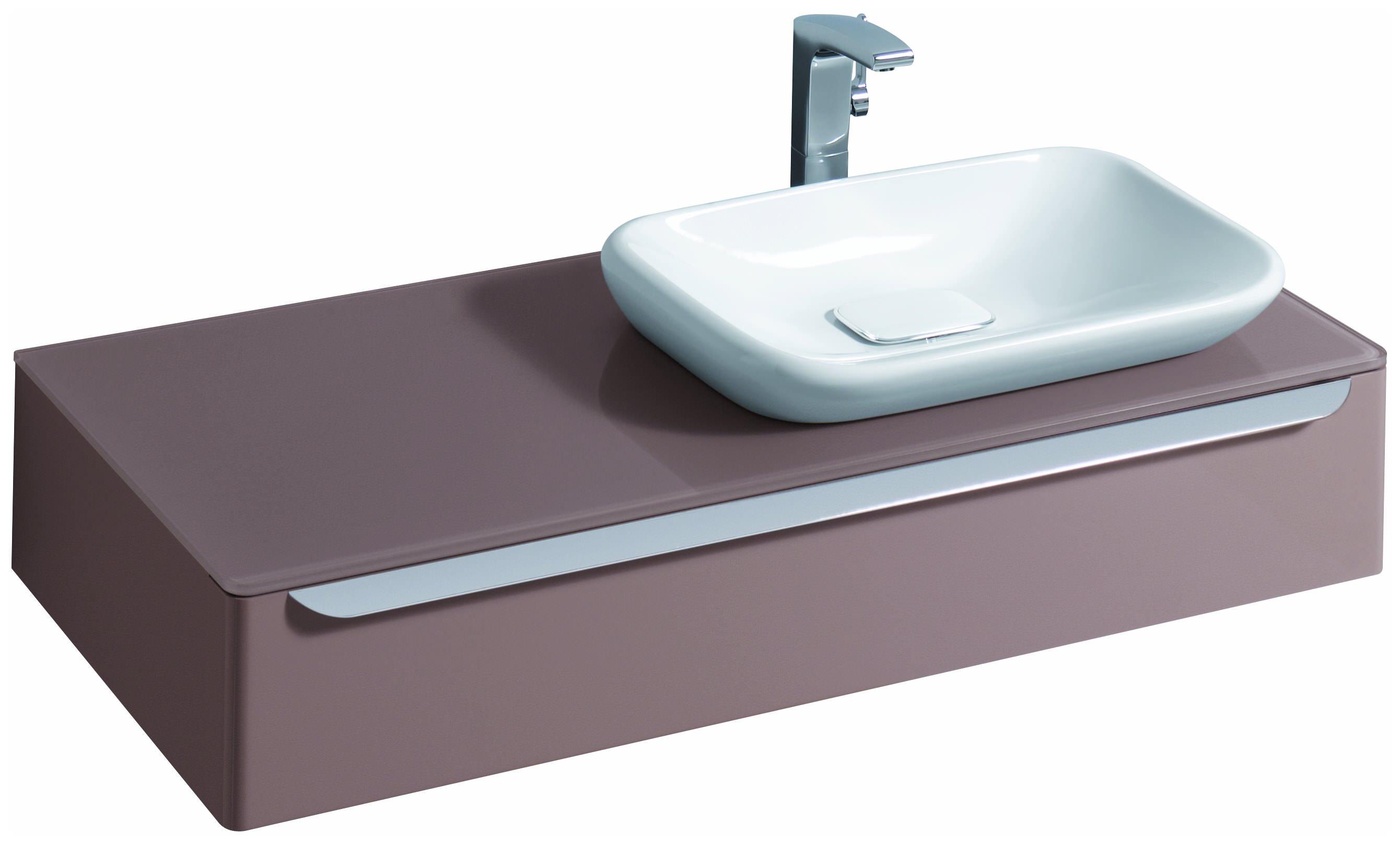 keramag myday einbauwaschtisch ohne berlauf 600mm x 126x390mm wei alpin 245460000. Black Bedroom Furniture Sets. Home Design Ideas