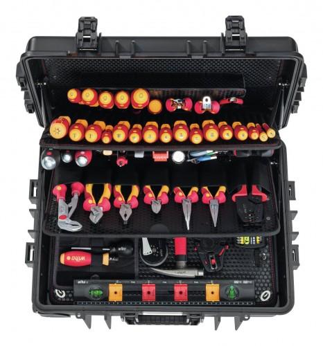 Wiha 2019 Freisteller Werkzeugsatz-Elektriker-115tlg-XXL-II 1