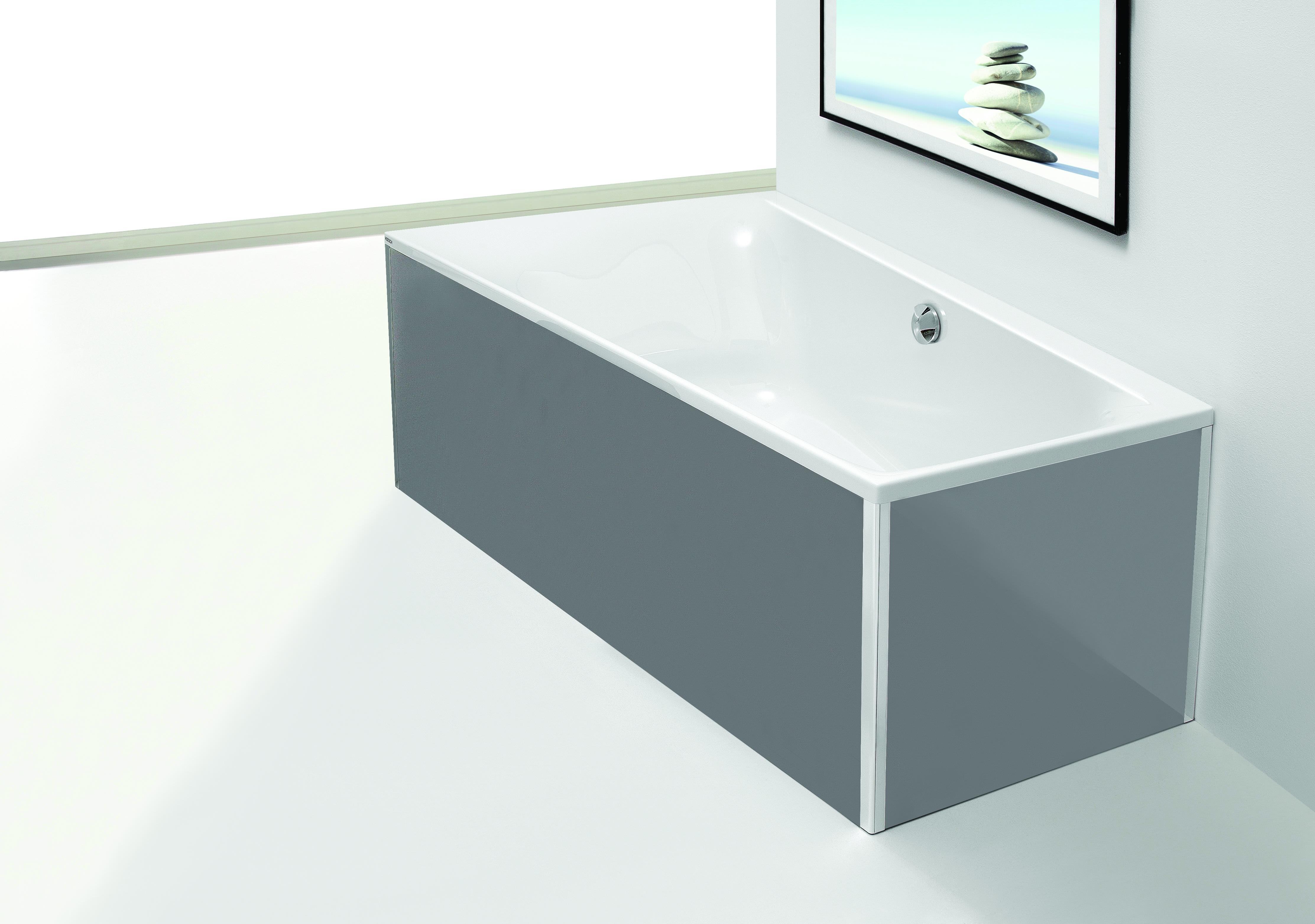 hoesch thasos glasverkleidung vorwandvariante f r. Black Bedroom Furniture Sets. Home Design Ideas