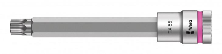 Wera 2019 Freisteller Schraubendreher-Einsatz-1-2-T55x140mm-Haltef