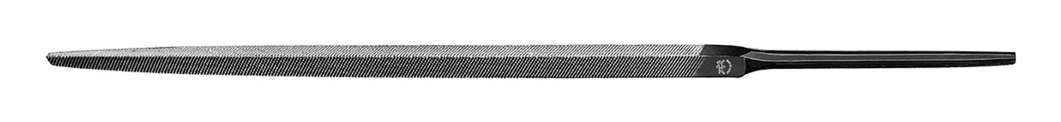 Pferd Dreikant-Schlüsselfeile 100mm Hieb 2 - 11505102