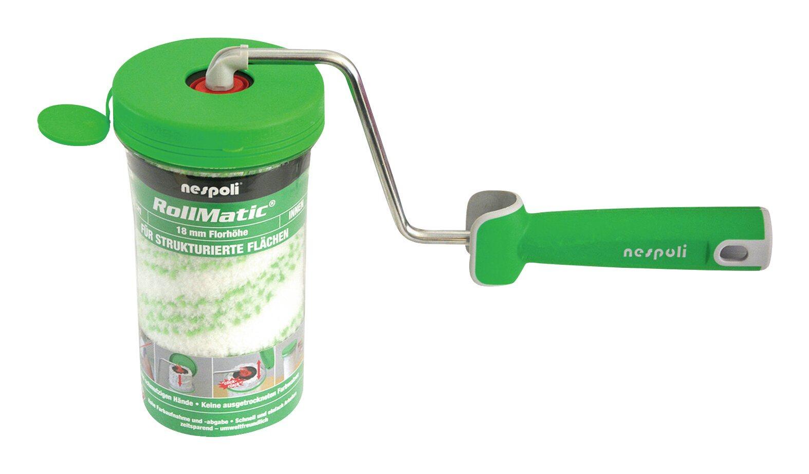 Farbwalze /- Bügel Rollmatic 18cm FH18mm - 525614218 800