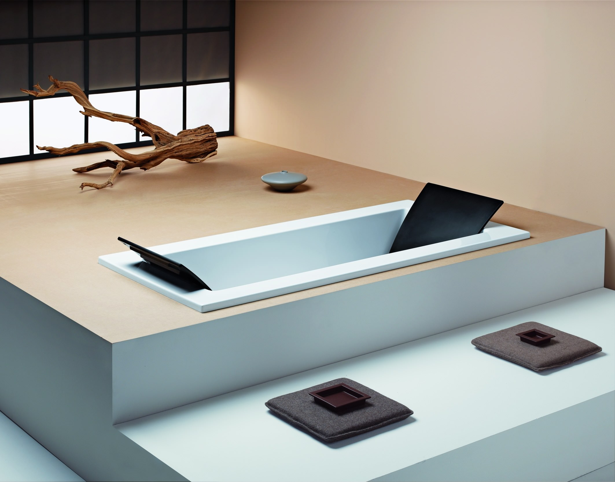 hoesch zero rechteckbadewanne 1900 x 900 mm wei. Black Bedroom Furniture Sets. Home Design Ideas