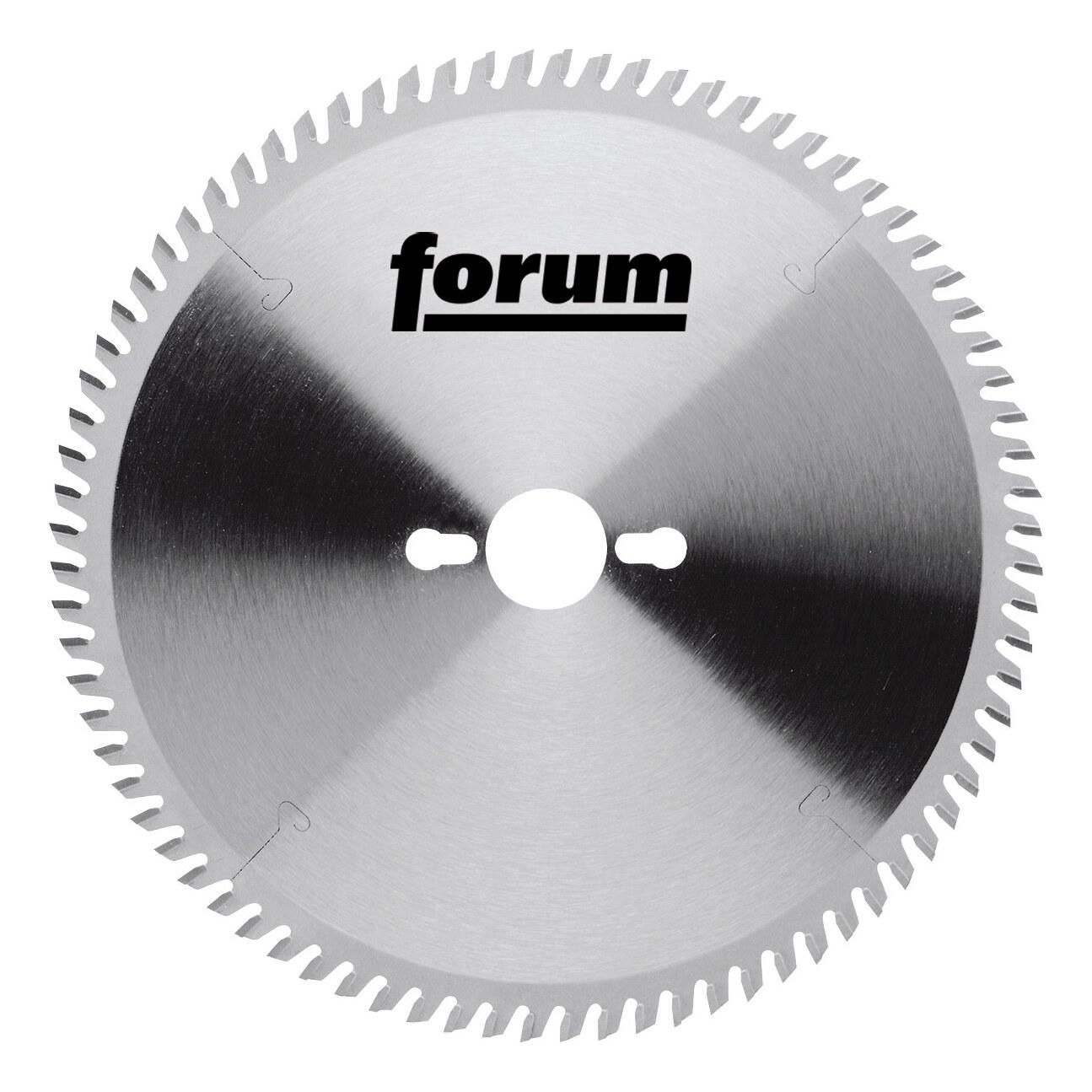 Forum Kreissägeblatt HW UW 250X3,2X30-42Z