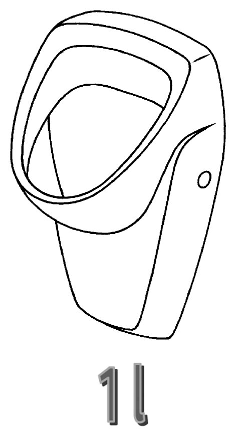 Keramag Renova Nr 1 Urinal Weiss Alpin Urinale Badkeramik Bad